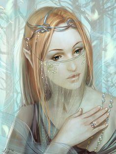 Elfes (femme)