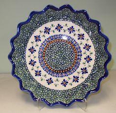 polish pottery patterns