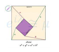 Square vs Square #mathematics #satexam #actexam #mathteacher #teachmath #study #riddle #thinking #learning #yks #test #gercekboss #eylemmath #gercekboz #highschool #geometry #calculus #algebra #stem #reasoning #math #competition #amc #aime #olympiad