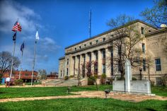 City Hall in Hammond, Indiana/ My friend Carolyn Borst's mother was blind but she ran a newspaper/candy stand there. If anyone from Hammond sees this and knows Carolyn, please let one of us know so we can reconnect Indiana Cities, Indiana State, Hammond Indiana, Candy Stand, Crown Point, Lake Michigan, Oh The Places You'll Go, Key West, Back In The Day