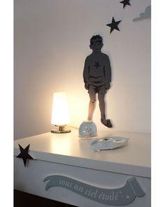 "Grand sticker enfant - personnage ""Petit Victor"""