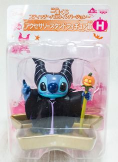 Disney Stitch Halloween Costume Mascot Figure Accessories stand JAPAN ANIME