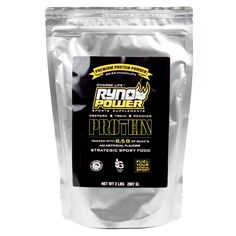 Ryno Power Protein Supplement Powder - Swiss Chocolate