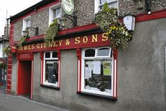 Gibneys Malahide Ireland..love this place!! Great atmosphere, great craic!
