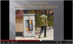 Propagandas criativas (video)