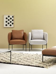 archiproducts - The design gives to furniture something extra and. Sofa Chair, Armchair, Club Chairs, Love Seat, Upholstery, Dining Table, Cushions, Lounge, Elegant