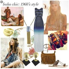 Style Trend: Boho Chic