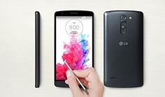 Buy LG Electronics G3 Stylus D690 Dual SIM - Factory Unlocked Phone - Retail Packaging (Black Titanium) NEW for 164.5 USD | Reusell