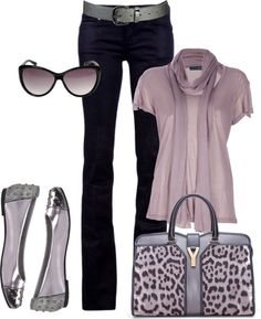 """Lilac"" by roz-harman on Polyvore"