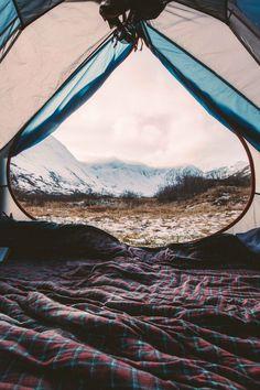 Alaska And Chill           - Morning Tent Views@jakeelkoInstagram- @lordelko