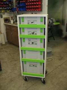 Home-Made Festool Sysport