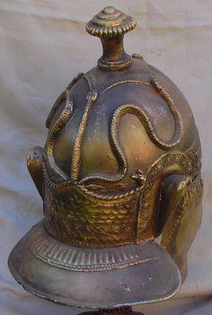 EX Canadian Museum Roman Auxiliary H Helmet Legion Armor Armour Infantry Cavalry ./tcc/