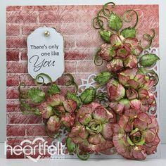 Gallery | Golden Rose Colored Petals - Heartfelt Creations