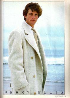 Perry Ellis Coats (Men's)