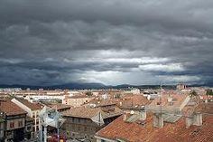 Cielo de tormenta desde la Catedral