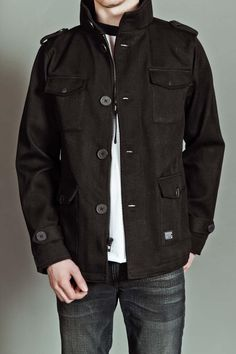 Manchester Jacket