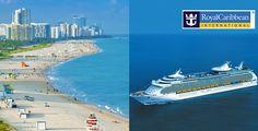 Stiles South Beach 4* o similare  + Crociera Caraibi Occidentali Navigator of the Seas
