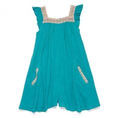Freewheeler Playsuit - Turquoise - Playsuits - Girls