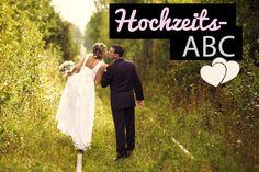 Hochzeits-ABC: die wichtigsten Begriffe von A bis Z | Petra