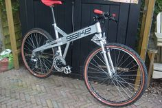 S-bike - Swiss made in the mid 90's