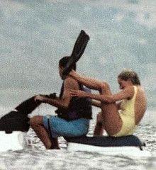 Princess Diana and Dodi