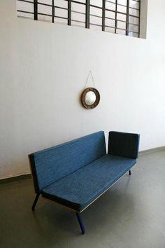 liam mooney designed low back settee