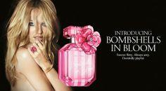 Victoria's Secret: fragancia Bombshells in Bloom - Candice Swanepoel (RSA).