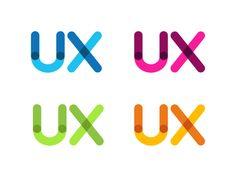 UX Venn Logo Concept