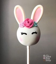 By The Cake Pop Shop Easter Cake Pops, Easter Bunny Cake, Bunny Party, Bunny Birthday, Easter Cookies, Easter Treats, Easter Deserts, Desserts Ostern, Cakepops