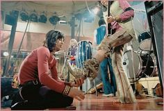 keith richards boots - Google Search