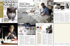 Metäsätys & Kalastus Magazine 12/2012