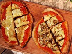 Recetas   Variedad de Pizzas   Utilisima.com