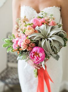 Different Types of Bouquet Shapes
