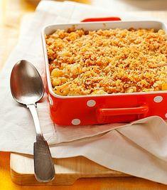 Baked Pasta Recipe: Imqarrun il-Forn ... Malta's favourite macaroni dish
