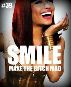 Nicki Minaj's Wise Words