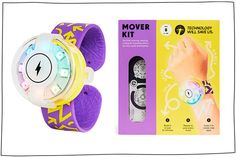 Mover Kit: the wearable toy kids build & code | Mum's Grapevine