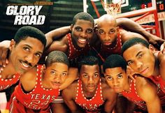 Glory Road- one of the best Disney movies ever!!!!