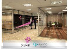 Projeto em 3D. Cliente: Statoil. #arquitetura #arquiteturacorporativa #3D