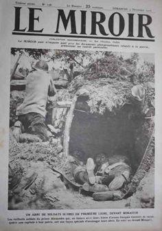 WWI, Dec 1916, Le Miroir; Serbian soldiers. -unmondededepapiers.com