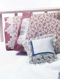 Vintage Linen Pillow Cases and Cover free downloads
