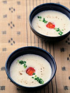 なめらかな口あたりに感激する、豆腐の新しい味わい方|『ELLE a table』はおしゃれで簡単なレシピが満載!