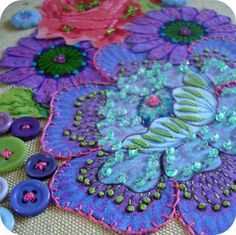 Applique by Teena Vallerine
