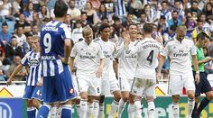 Real Madrid put forth arguably their best performance of the young season with a comprehensive 8-2 victory over Deportivo on Saturday evening at the Riazor in La Coruña.