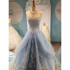 Fashion For > Alice In Wonderland Inspired Prom Dresses found on Polyvore featuring polyvore, fashion, clothing, dresses, gown, vestidos and prom dresses