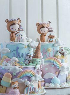 Kawaii Dream Land   Cottontail Cake Studio   Sugar Art & Pastries