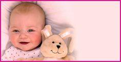 Baby Comforters | Sleepytot Bunny Baby Comforter Helps Baby Sleep