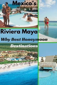 Why Mexico's Riviera Maya Best All Inclusive Honeymoon Destinations - All Honey Moon Spot - Your Holiday Partner Best All Inclusive Honeymoon, Romantic Honeymoon Destinations, Honeymoon Places, Holiday Destinations, Honeymoon Ideas, Cheap Honeymoon, Travel Destinations, Australia Honeymoon, Mexico Honeymoon
