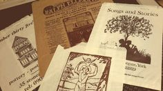 This collection of paper shopping bags offers a glimpse of York 's retail history, featuring Bettys and many other York - based  businesses  (BAG).