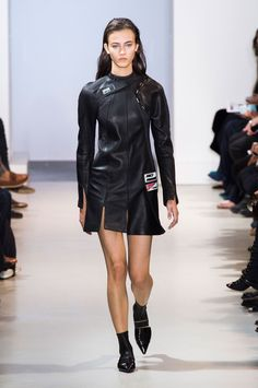 Paco Rabanne ready to wear collection, NYC Fashion Week Spring 2016