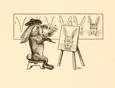 So endearing! Artwork from E. G. Lutz's What to Draw and How to Draw It, featured at ArtistsNetwork.com. #drawing #art